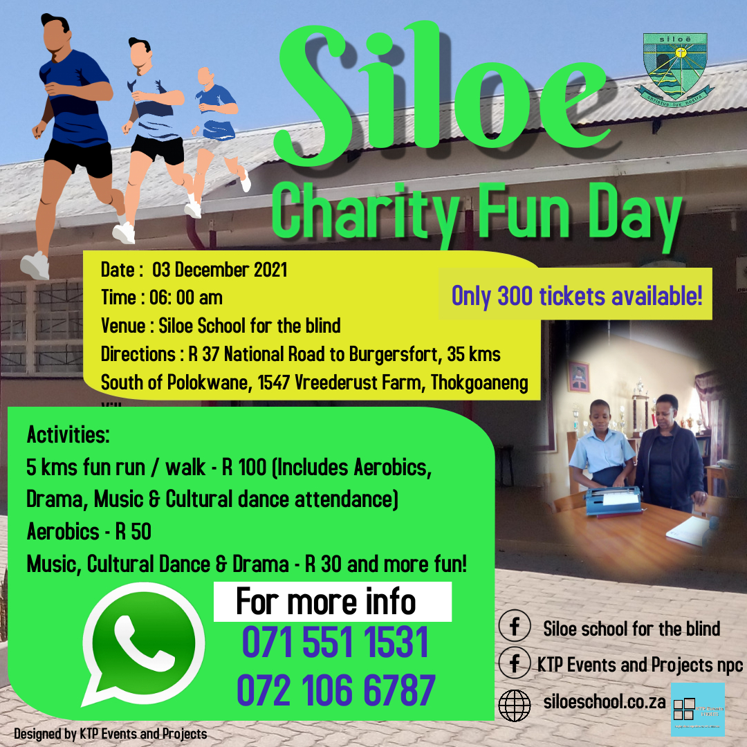 Siloe Charity Fun Day - 03 December